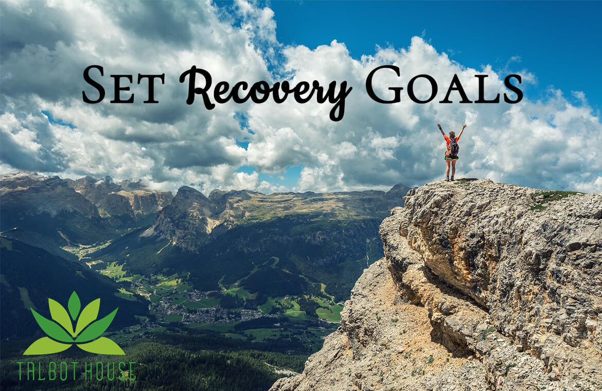 Set Recovery Goals